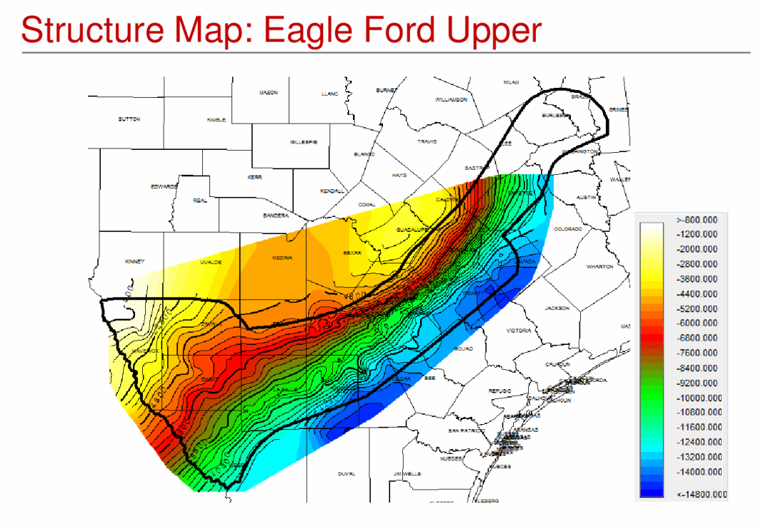 Eagle Ford Shale Overview   Maps   Geology   Counties