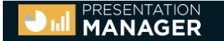 Presentation Manager