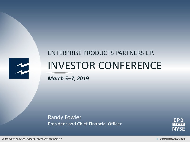 Enterprise, Enbridge and Anadarko To Develop Eagle Ford ...