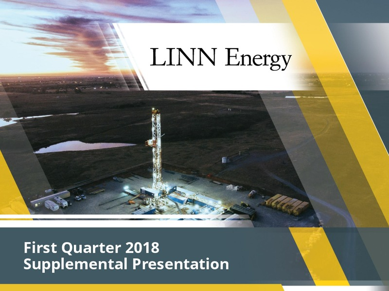 Linn Updates Roan Ops in Q1; Talks Midcontinent Well Results