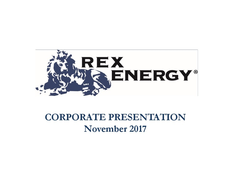 Rex Energy files Chapter 11 bankruptcy; Plans To Liquidate