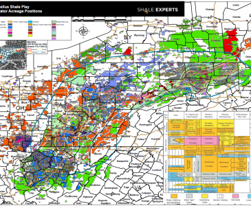 Marcellus Shale midstream news
