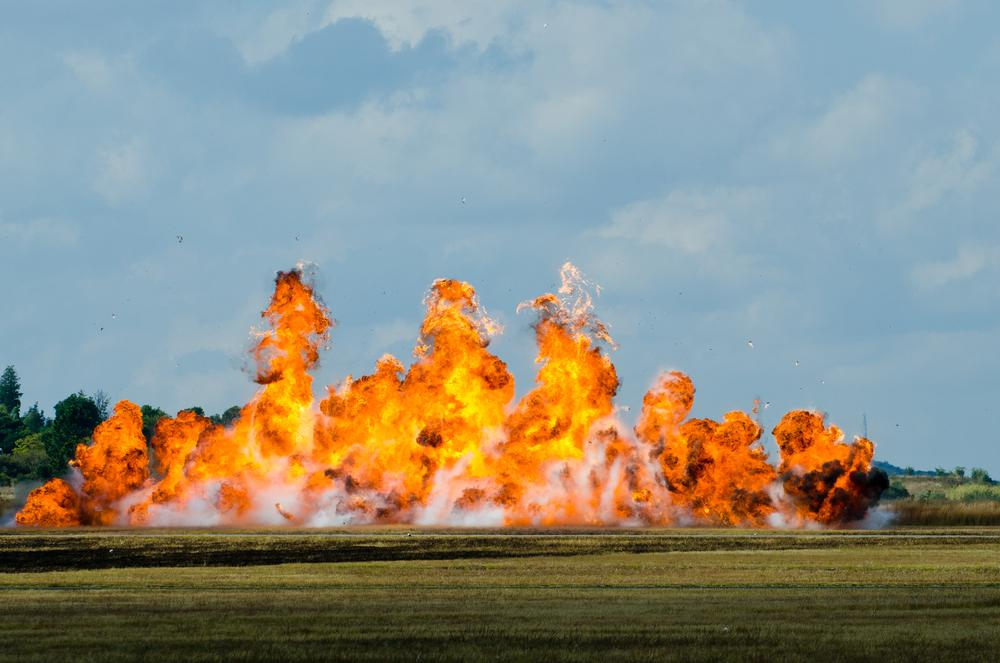 Oneok Gas Pipeline Explodes In Oklahoma